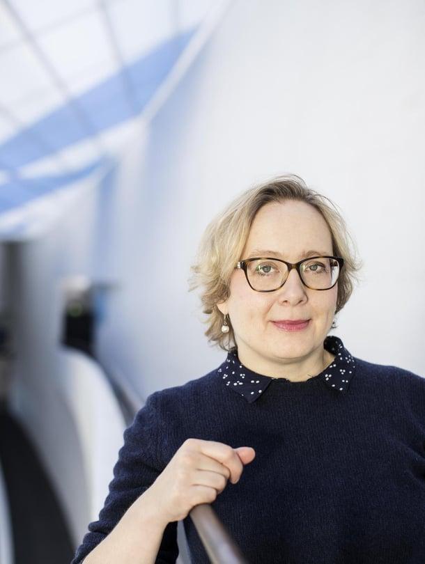 Maija Blåfield on ehdolla Ars Fennica -palkinnon saajaksi helmikuussa. Maijan ja muiden ehdokkaiden töihin voi tutustua Kiasmassa 18. helmikuuta saakka.