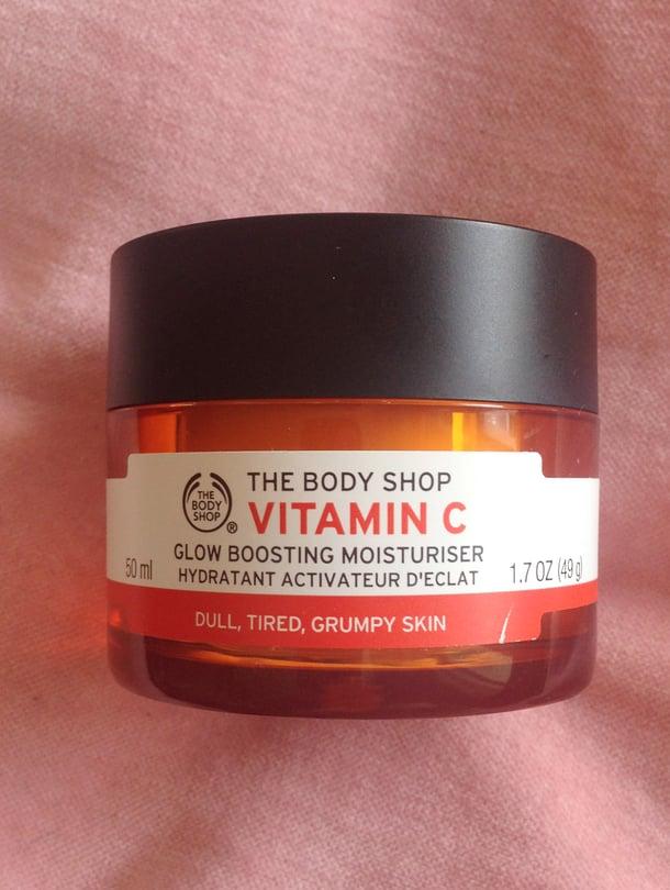 The Body Shop Vitamin C Glow Boosting Moisturiser, 50 ml, 24,80 e.