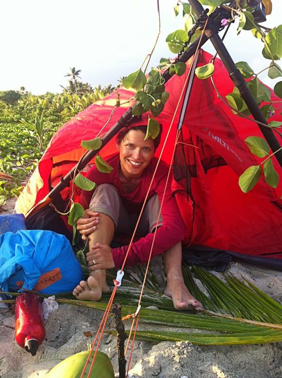 2 Olen retkeillyt koko ikäni, mutta Tongan-matka oli uudenlainen kokemus. Opin paljon itsestäni.