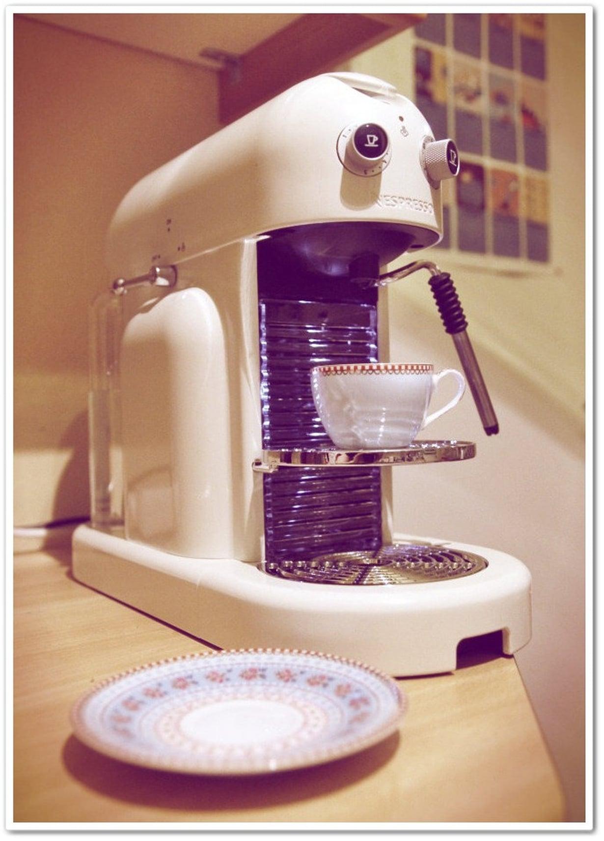 maestria nespresso