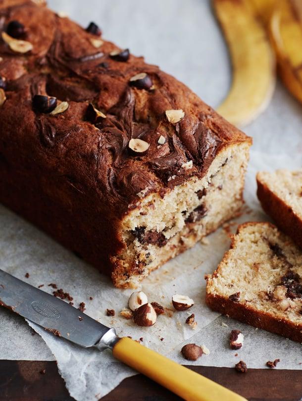 Banaanikakkua voi syödä arkena ja sunnuntaina.