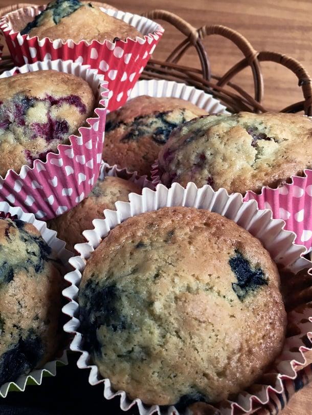 Ihania muffineja voi tehdä ihan vain oman illan iloksi tai kestitä niillä aikuis- ja lapsivieraita.