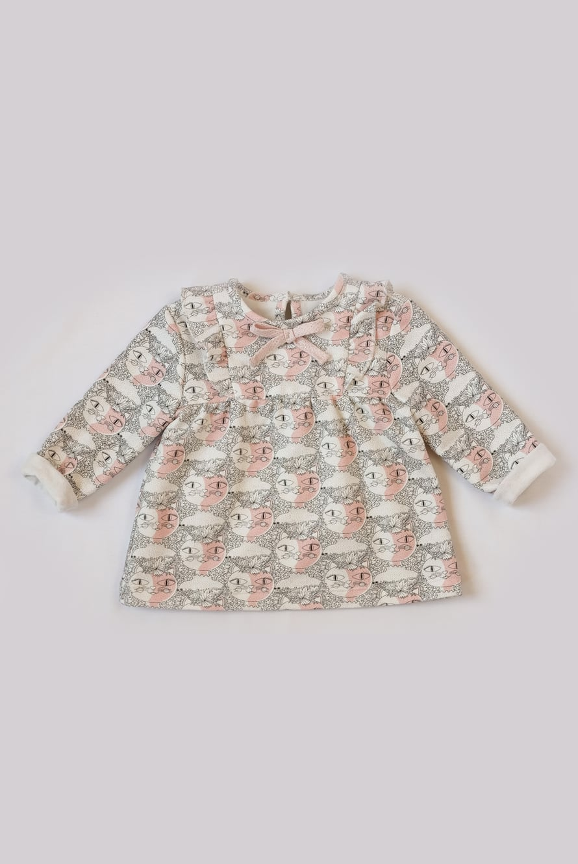 16 Vauvan mekko