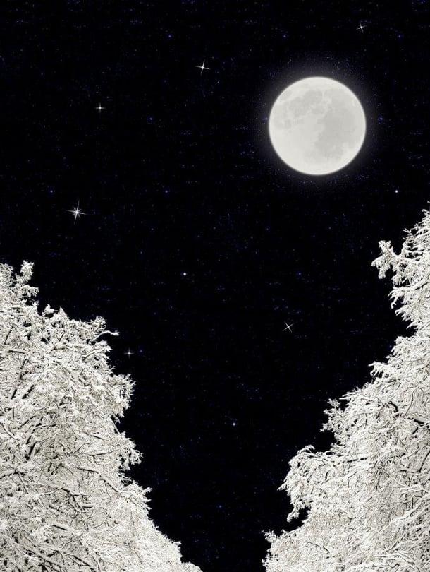 Tänä vuonna talvipäivänseisaukseen osuu myös täysikuu.