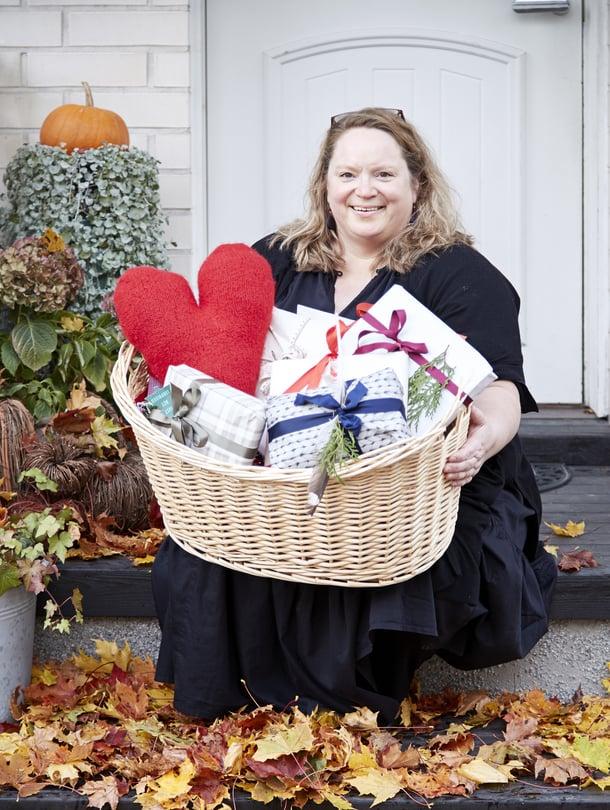 Joulu saa tulla, Marianne Maxwell on valmis!