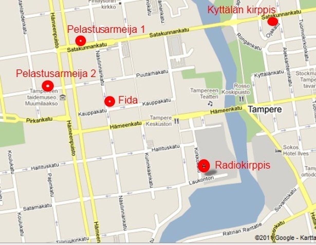 Kodin Kuvalehti Blogit Nelliina Kirpputorit Tampere