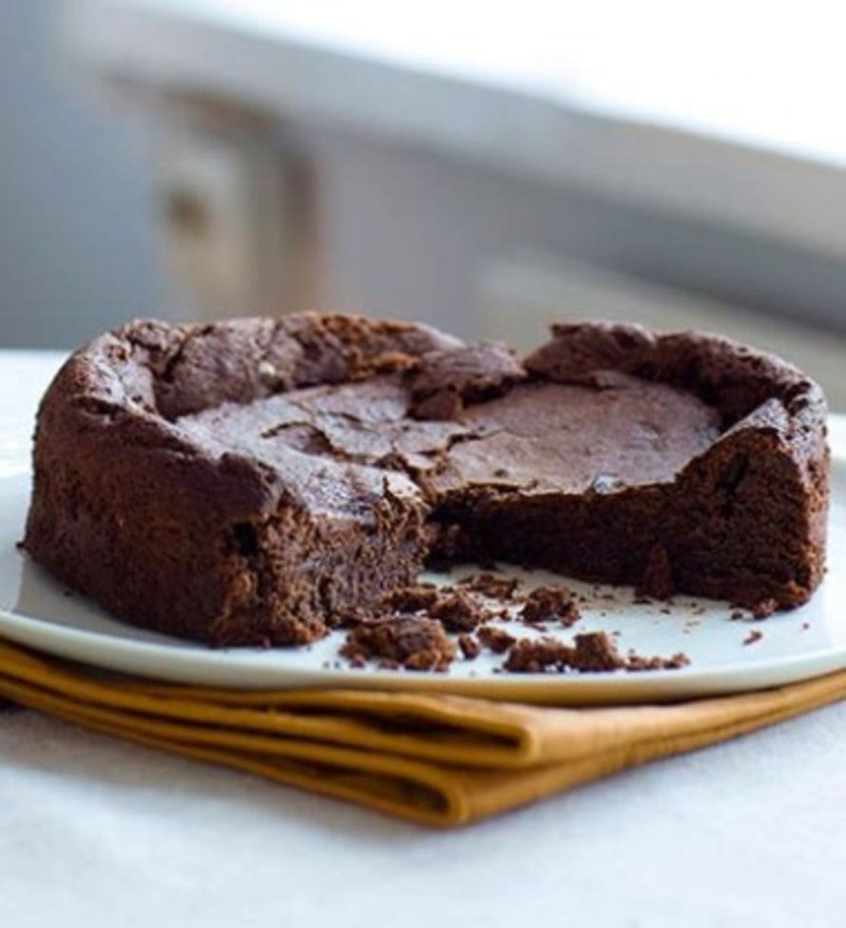 Tästä kakusta ei puutu suklaata!