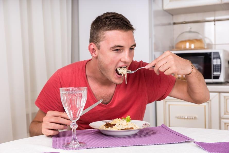 Jos ruokapala juuttuu kurkkuusi ja hapensaanti katkeaa, sinulla on hyvin vähän aikaa pelastaa itsesi.