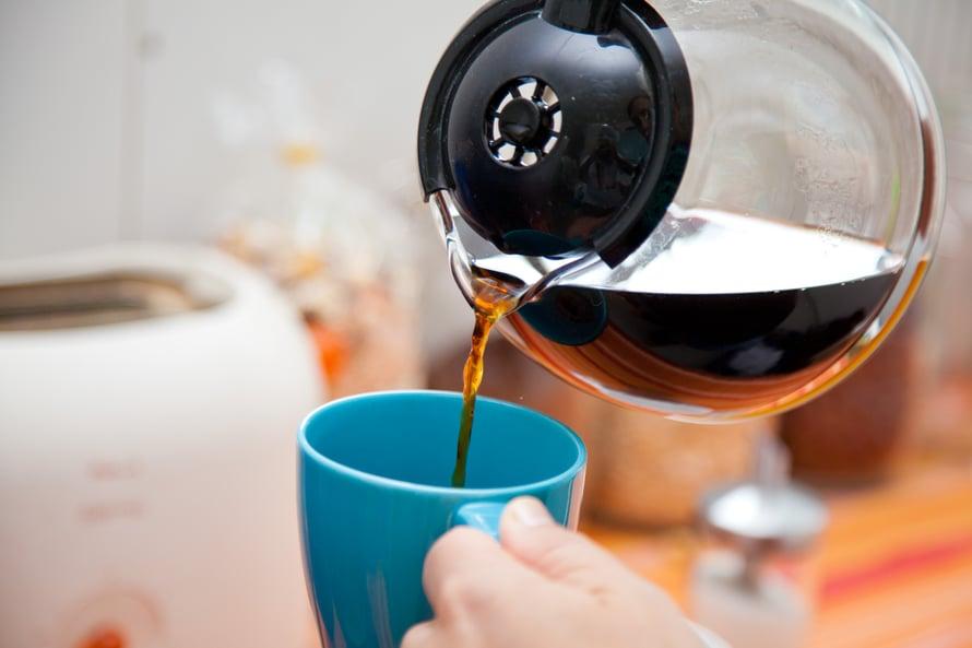 Puhdas kannu, parempi kahvi, vai miten se sanonta nyt menikään.