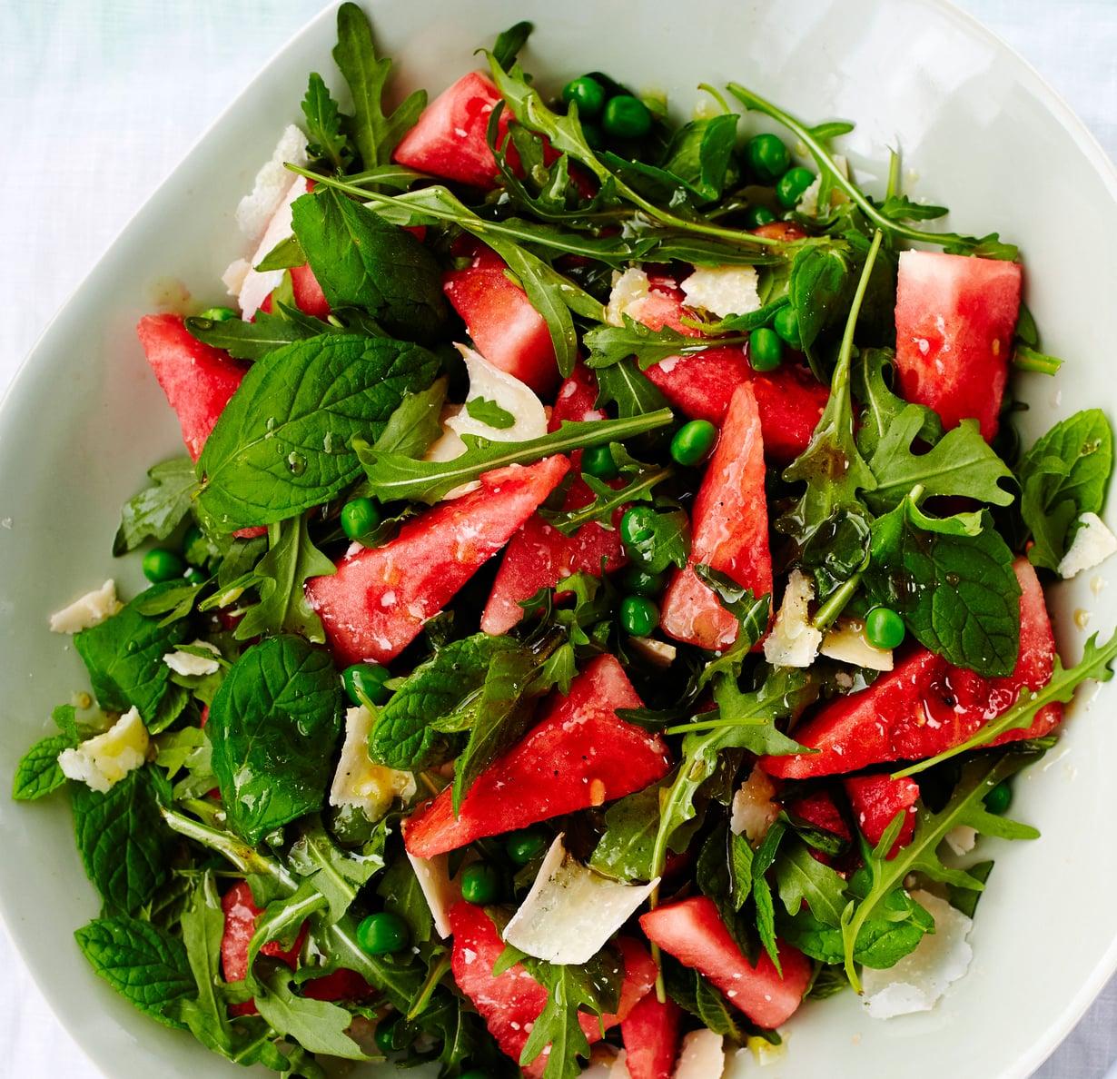 Salaatin melonisattumat ovat suosittuja. Älä säästele niissä.