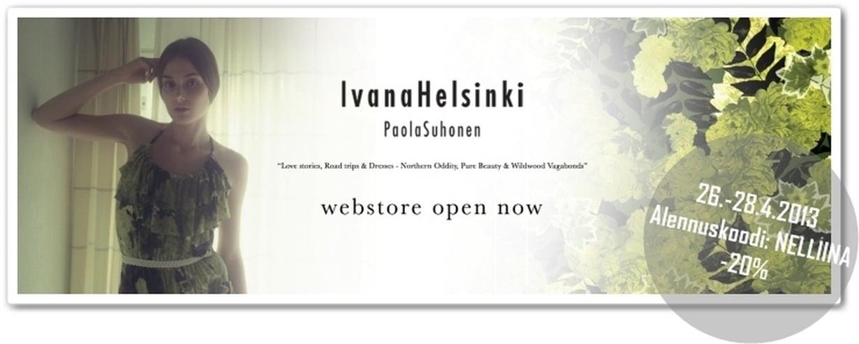 IvanaHelsinkiWebShop