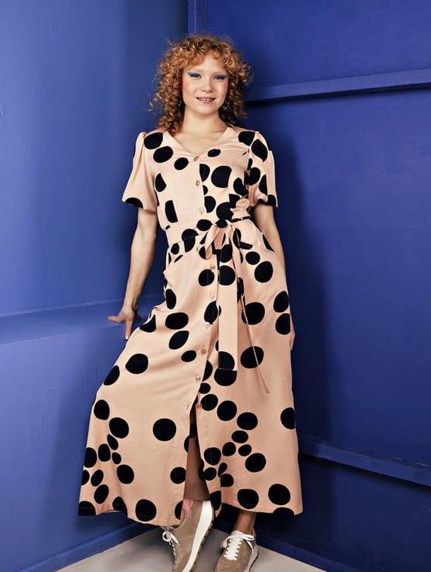 1 Pallokuosinen mekko