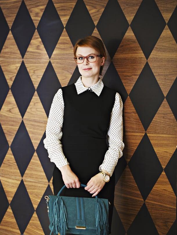Jutun lukijamallina toimi rahoituksen suunnittelija Taina Kolunsarja, 30. Hän asuu Seinäjoella avopuolisonsa kanssa ja harrastaa käsitöitä, liikuntaa ja lukemista.