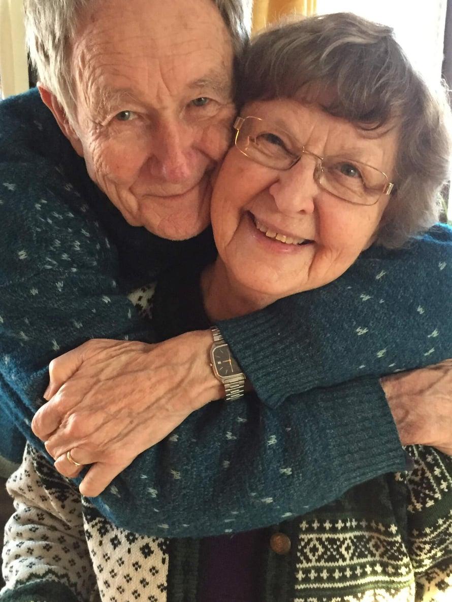 9. tammikuuta 2021 Kimmo ja Ritva viettivät viimeistä yhteistä viikonloppua kotona Elimäessä. Seuraavalla viikolla Ritva lähti sairaalaan.