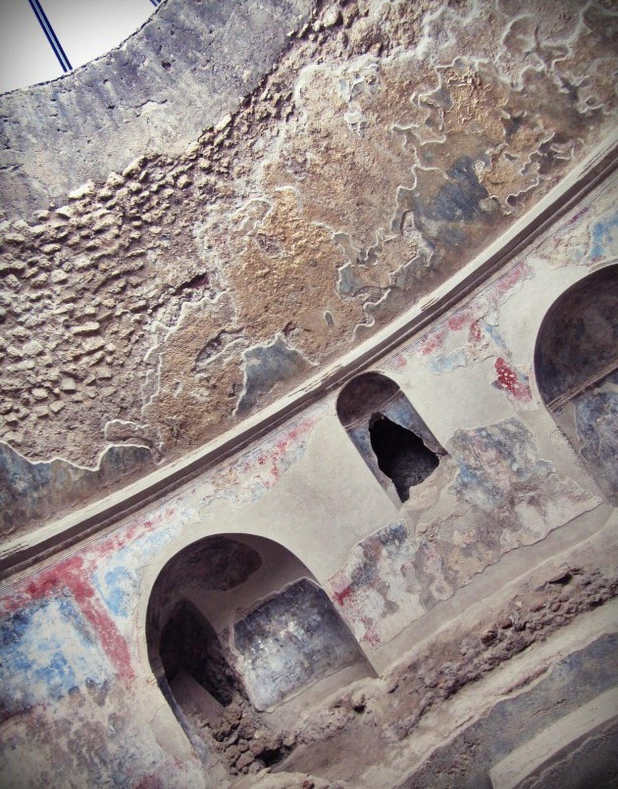 pompei pompeiji rauniot
