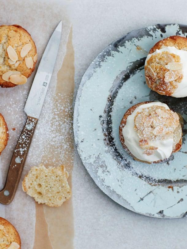 Kuppikakku maistuu laskiaispullalta, mutta on helpompi leipoa.