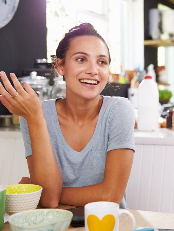 Kyttäisikö ystäväsi oikeasti, miten siistiä kotonasi on?