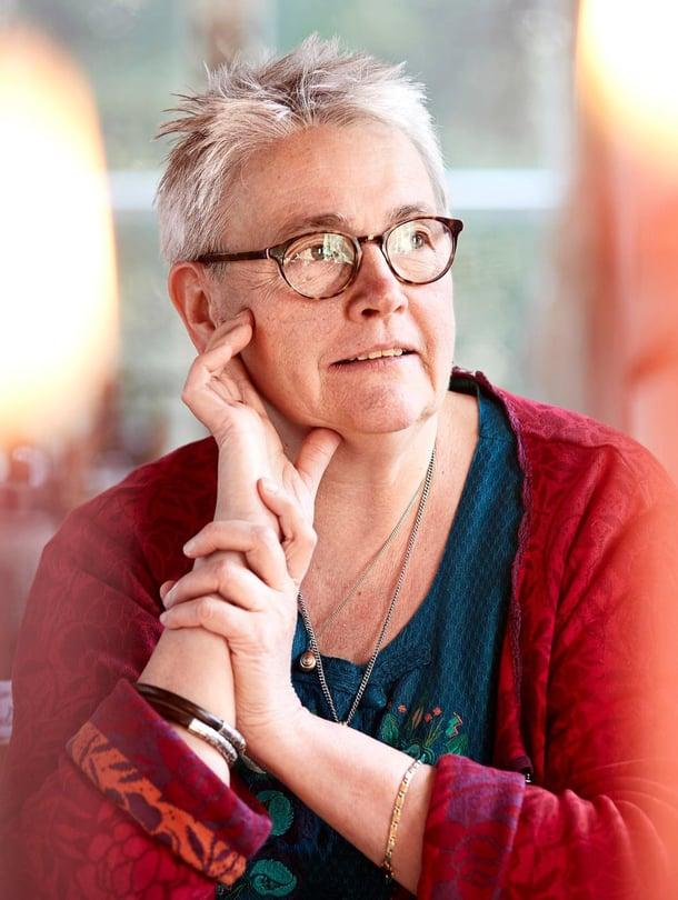 Li Näse asuu Kemiössä vanhalla kansakoululla kissansa kanssa. Li pitää yöpöydällään kirjaa, johon kirjoittaa unelmansa. Yksi toteutunut unelma on Aivan kuin olisin jonkun varjo -kirja, joka kertoo Lotta-tyttären tarinan. Kirja ilmestyy suomeksi vuoden lopulla.