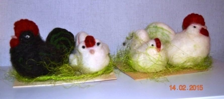 Kana Ja Kukko