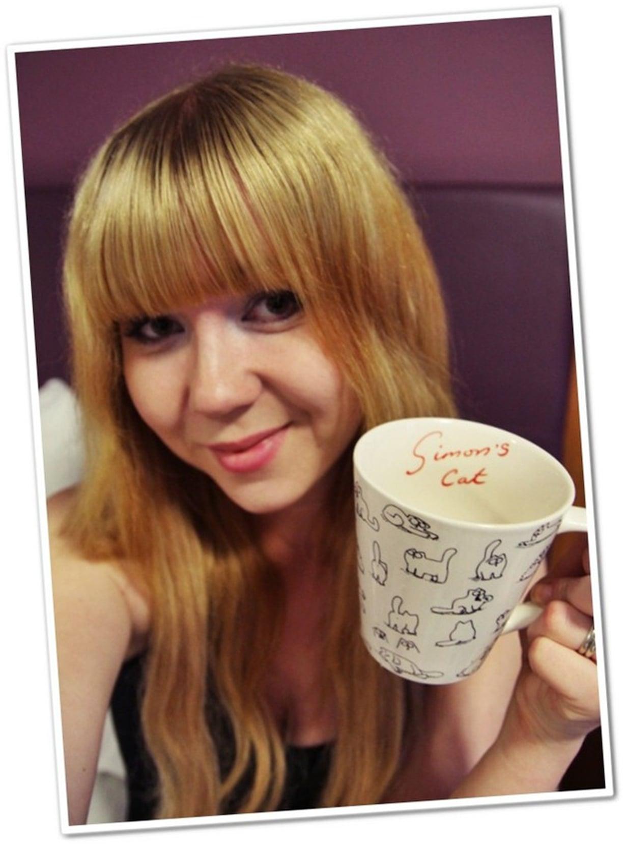 simons cat mug