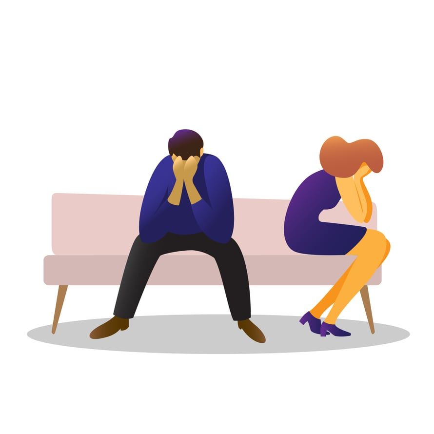 Kulta, voisitko olla hauskempi? Mikä avuksi, kun kumppanin ilottomuus ahdistaa?
