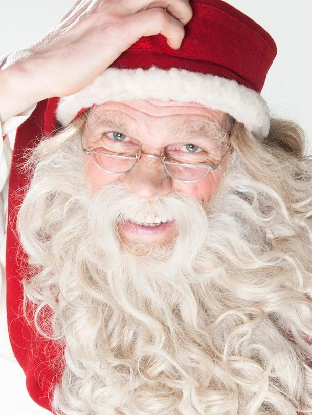 Kuuman linjan joulupukki on se ainoa oikea.
