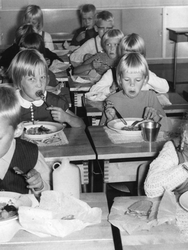 """Tilliliha, veripalttu, kanaviillokki – vieläkö maistuisi?  Kuva: <span class=""""photographer"""">Sanoma-arkisto</span>"""
