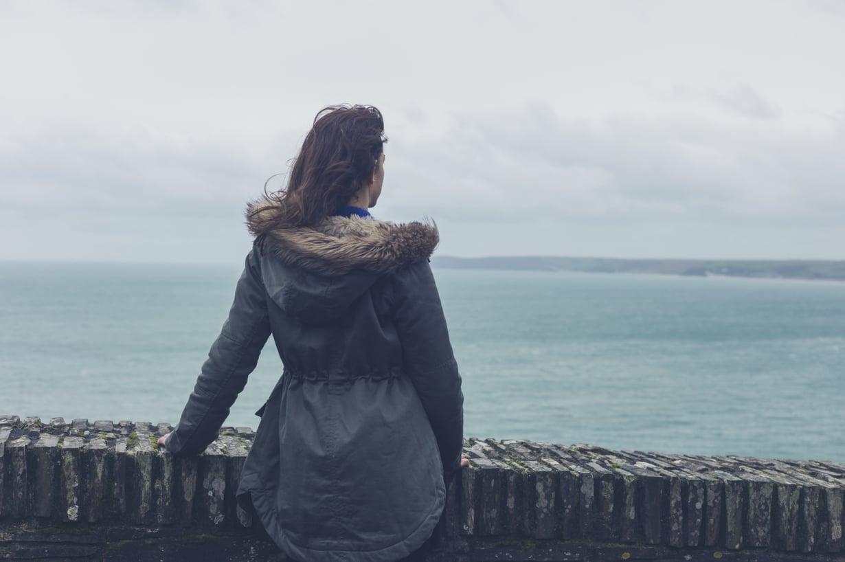 Mielenkiintoinen ajatus: käveleminen antaa mielellekin viestin, että olet menossa eteenpäin, kohti uutta.