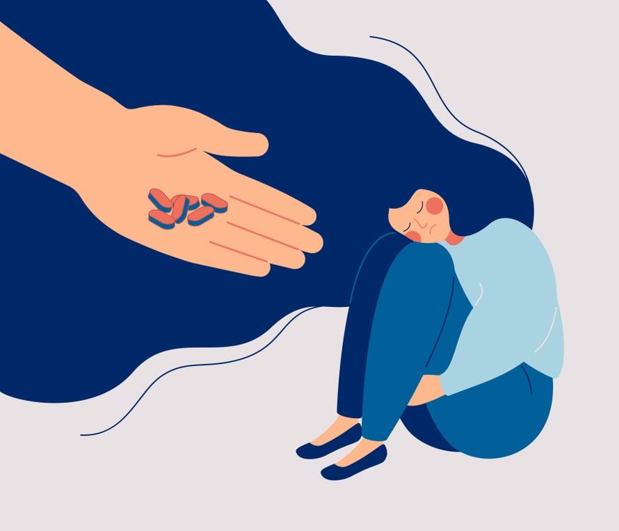 Miten umpikujasta löytäisi ulospääsyn ja mieltä painava tuska helpottuisi?