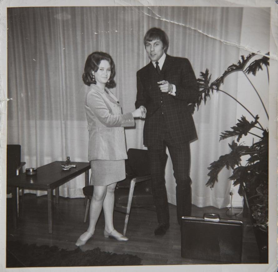 """""""Vuonna 1967 minä ja Danny olimme vielä tummatukkaisia."""""""