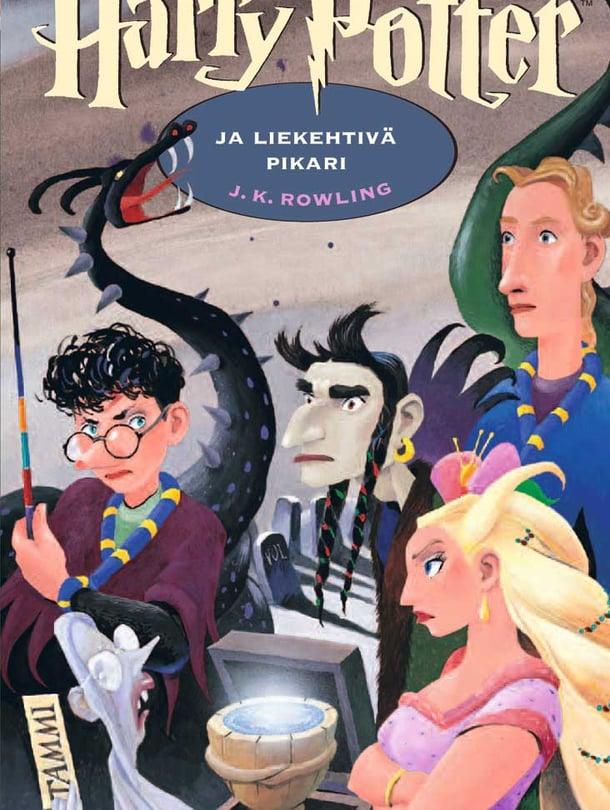Harry Potter räjäytti potin kirja-elokuva-oheismateriaalillaan, mutta ei ollut ensimmäinen kirjasarja, joka pääsi myös elokuvateattereihin.