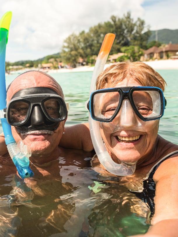 Kun raha-asiat ovat selvillä ennen eläkkeelle siirtymistä, eläkepäivistä voi ottaa kaiken ilon irti.
