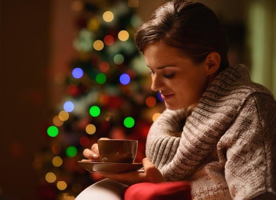 Ehkä paras joululahja itsellesi on se, että luovut hössöttämisestä.
