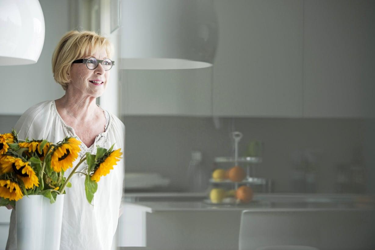 Marjatta Virtanen, 70, yritti jo lapsena selvittää alkuperäänsä.