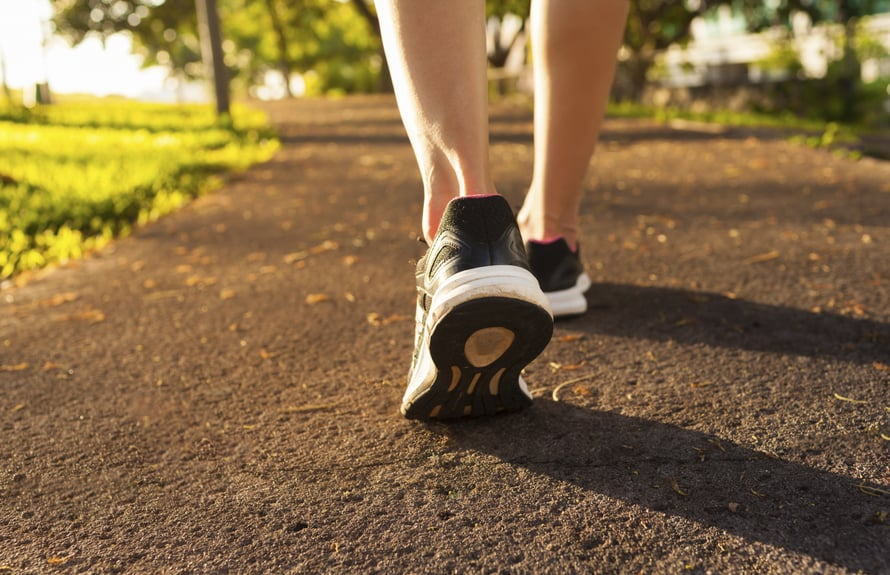 Miten pitkä on askeleesi? Mittaa joskus!