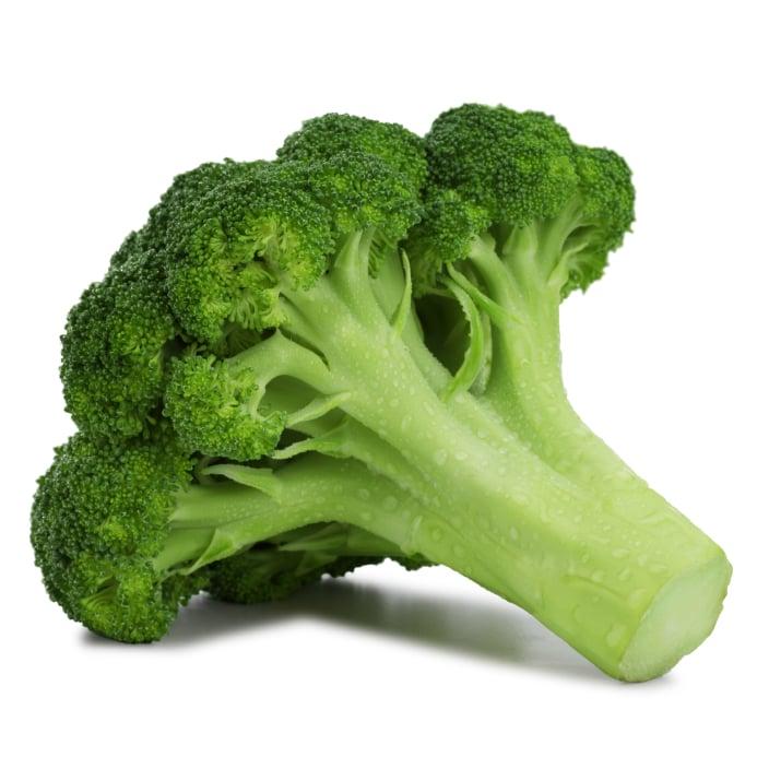 3: Ei, ei ole pakko! Jos parsakaali ällöttää, valitse jokin sellainen kasvis, joka ei ällötä. Mutta valitse jokin.