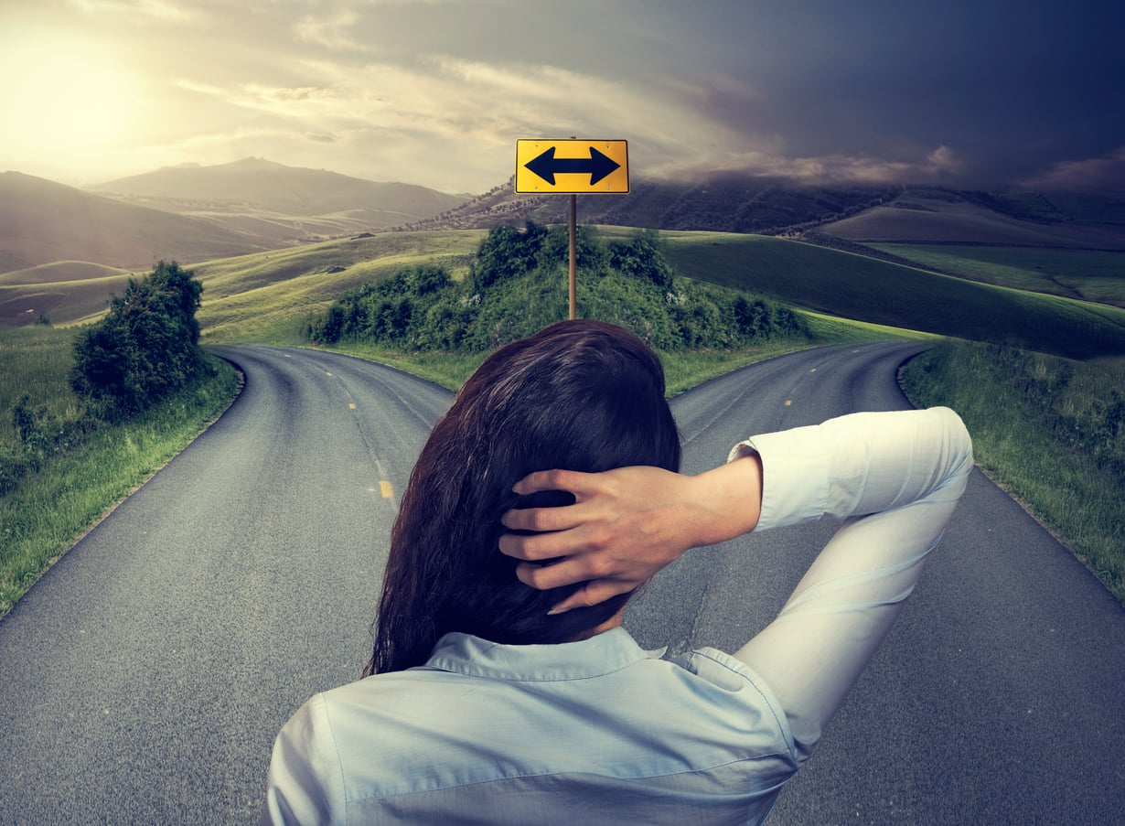 Hyödyllinen intuitio ei sisällä henkilökohtaisia pelkoja tai toiveajattelua, vaan neutraalia sisäisen äänen kuulostelua.