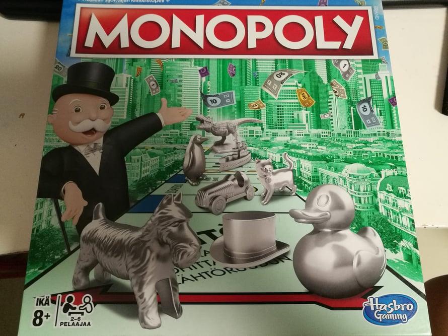Lasten Monopoli