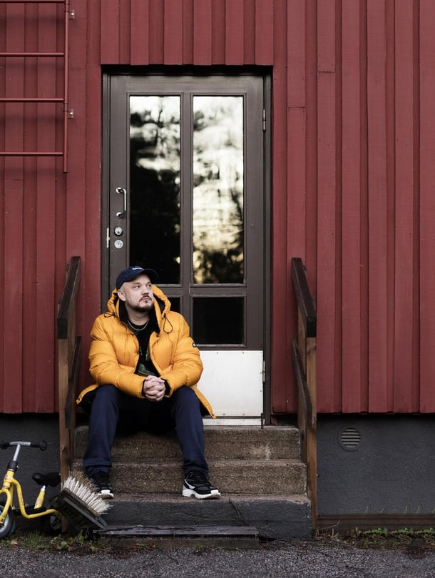 Rap-artisti ja isä, Pyhimys ja Mikko Kuoppala, ajattelee:  Sain elämältä ne suuret asiat, joista uskalsin haaveilla, ja onnistuin yhdistämään ne.