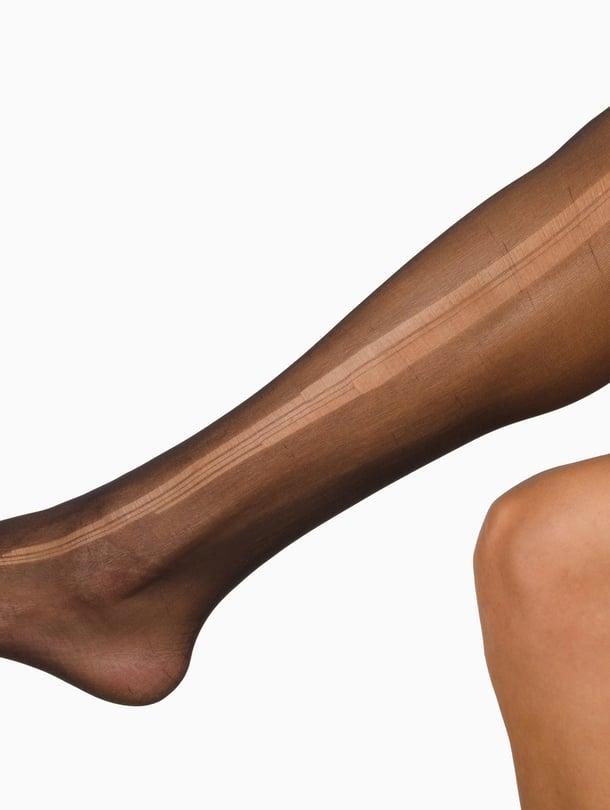 On olemassa luonnonlaki, jonka vuoksi keskimäärin joka viidennet sukkahousut menevät rikki jo jalkaan vetäessä. Uskotko?