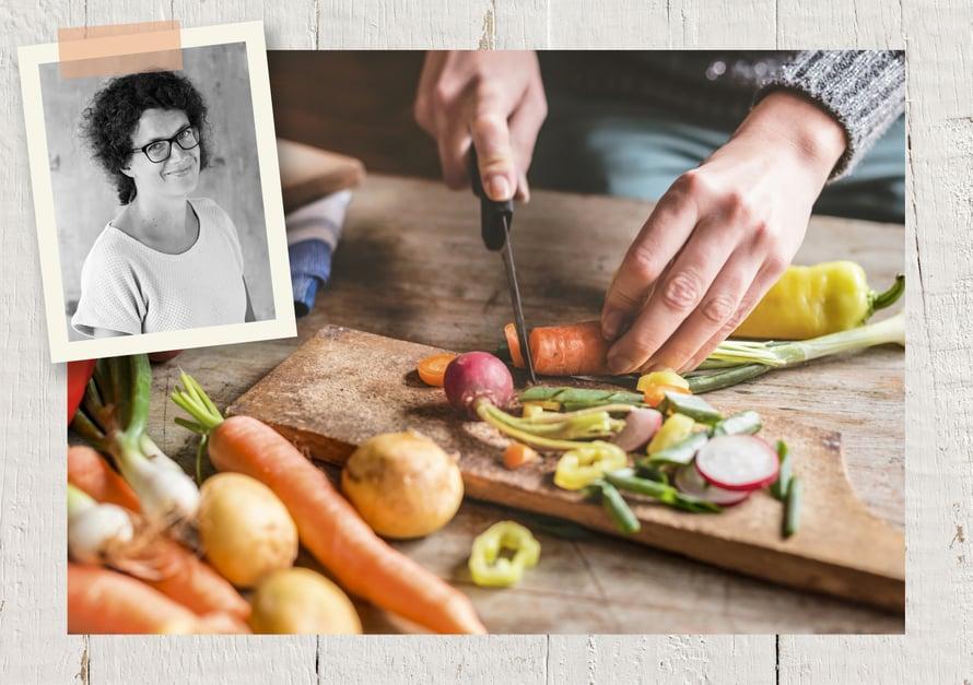Pehmenneet juurekset voi huoletta käyttää ruuaksi.