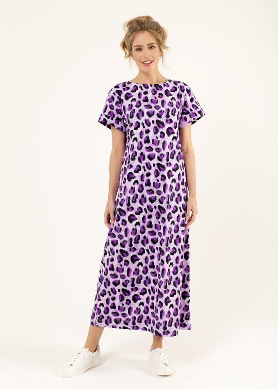5 Pitkä mekko