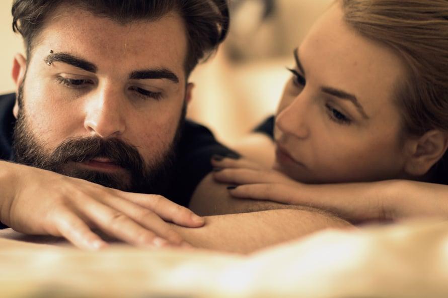Tutkimusten mukaan vaikeinta avioliitoissa on yleensä silloin, kun lapset ovat tosi pieniä.