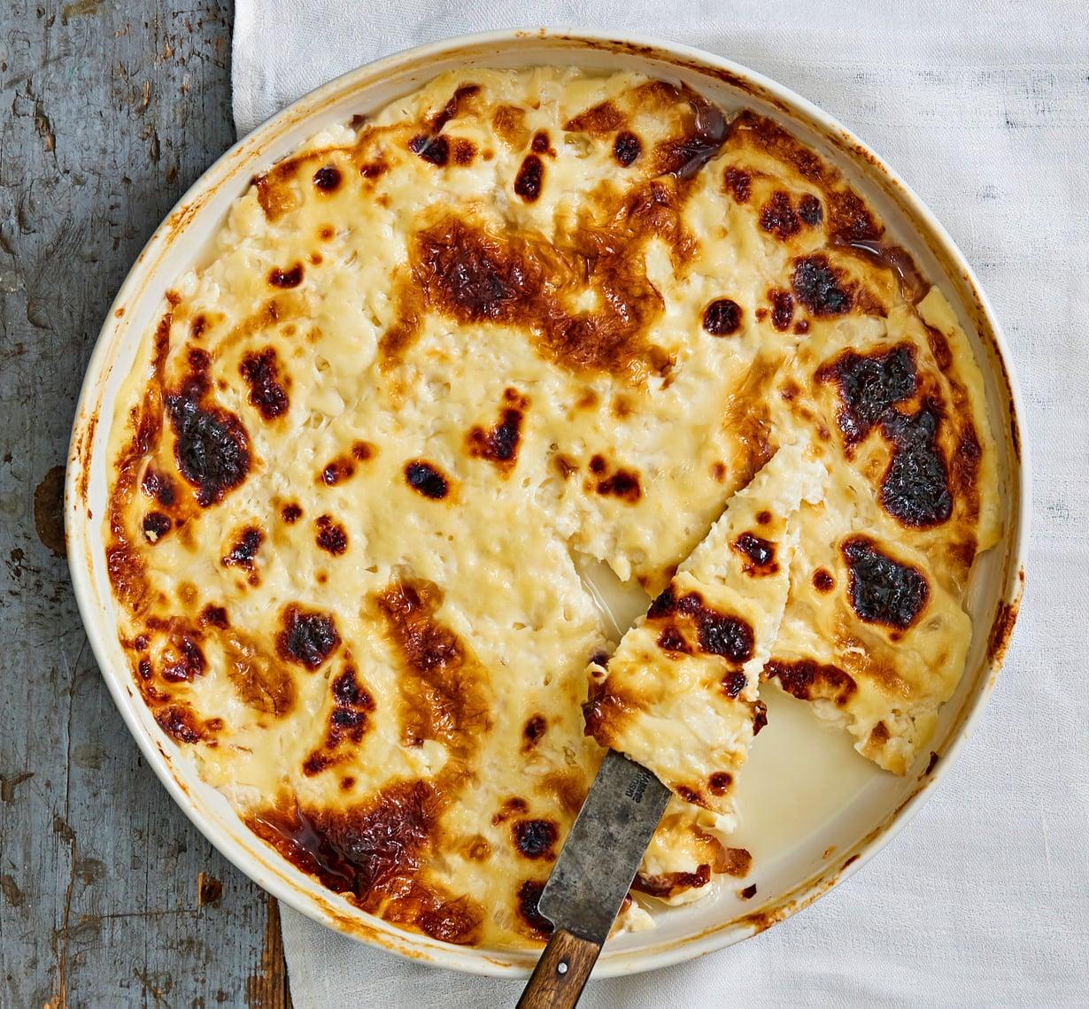 Lelli itseäsi kuuluisalla Lapin-herkulla, leipäjuustolla.