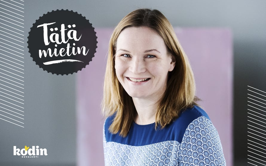 Kodin Kuvalehden tuottaja-toimittaja Ulla Ahvenniemi keksii monta syytä, miksi haluaa katsoa telkkaria samalla tavalla kuin omassa lapsuudessaan.