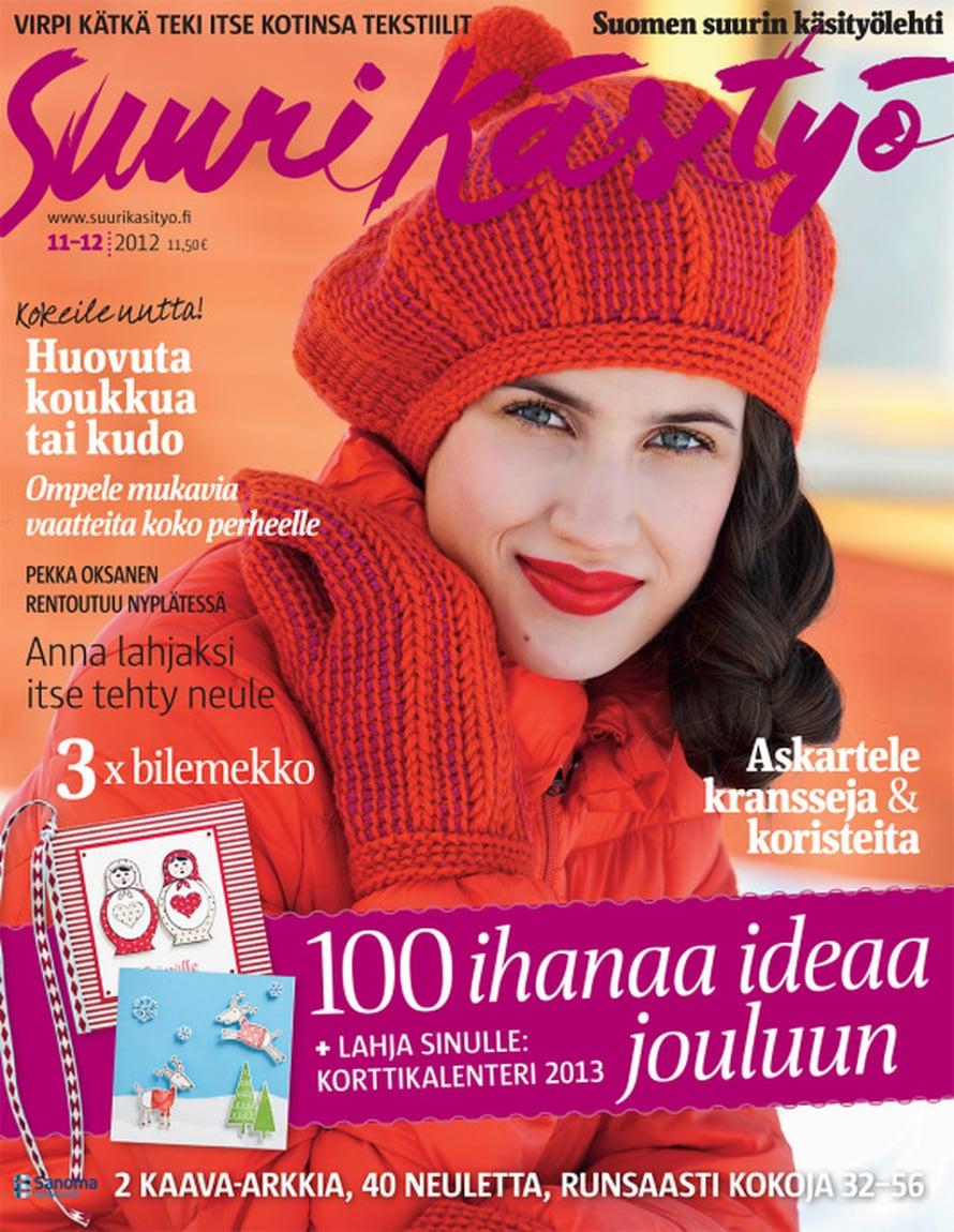 Suuri Käsityö 11-12/2012