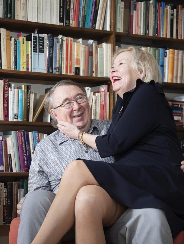 Timo Airaksinen on juuri julkaissut uuden Himo ilo -kirjansa, joka pohtii seksin ja seksuaalisuuden roolia ihmiselämässä.