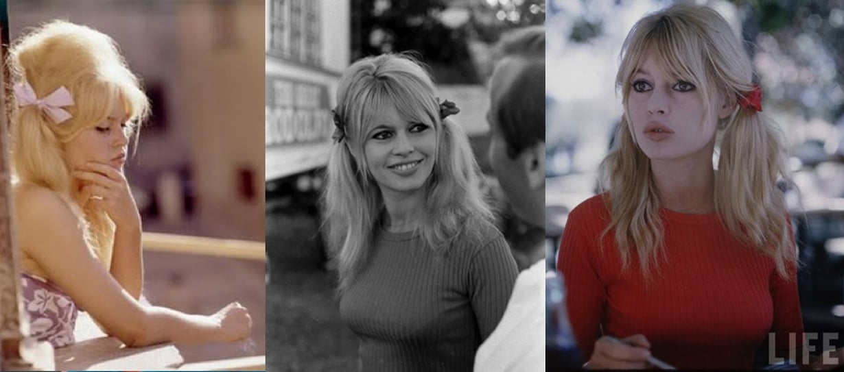 Brigitte Bardot_pigtails