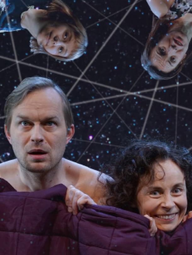 Lahden kaupunginteatterin näytelmä kertoo uusperheestä.