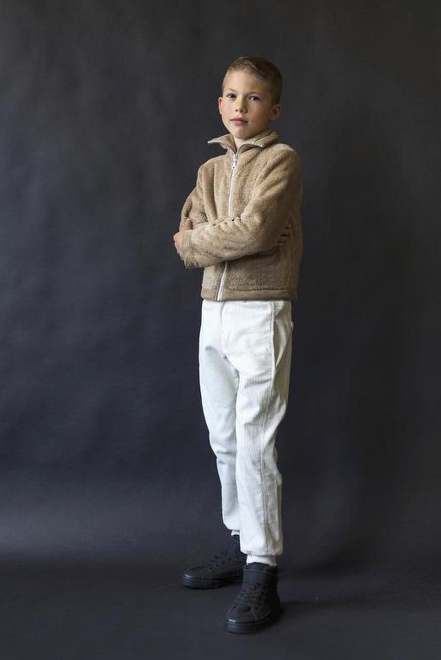 18 Rento lapsen tekoturkistakki